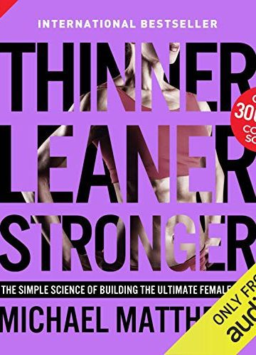 Thinner leaner stronger book picture review