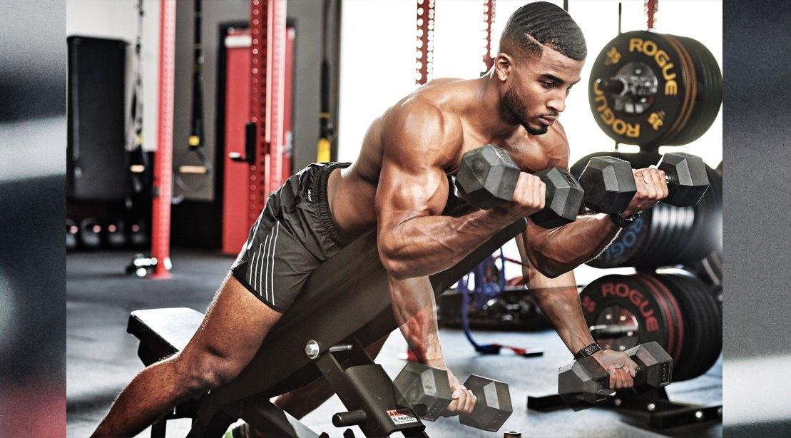 spider Curl best biceps workout